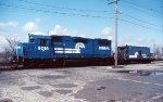 Conrail 8014 & Caboose
