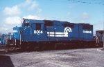 Conrail GP38-2