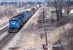 Conrail 3051 From Overpass