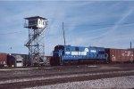 Conrail 6902 at the Yard Tower