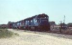 Six Blue Units
