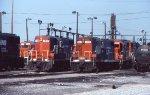 Engines at Flat Rock