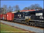 NS SD70ACe 1023 on 337