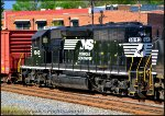 NS SD40-2 1643 on 337
