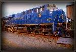 NS Heritage ES44AC 8103