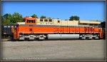 NS Interstate Heritage ES44AC 8105 in South Yard (Taken w/ Permission)