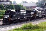 NS 3527 on NS P76