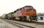 BNSF 103 on NS 24E