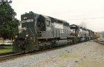 NS 3185 on NS 360