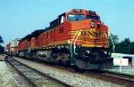 BNSF 866 on NS 24E