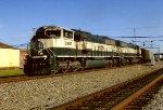 BNSF 9656 on NS 732