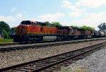 BNSF 912 on CSX Q682