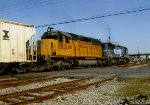 UP 3240 on CSX Q675