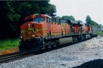 BNSF 5745 on NS 735