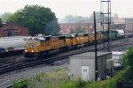 UP 4026 on CSX Q580