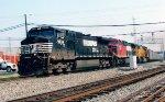 NS 9634 on NS 702