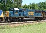 CSX 8712 on T112