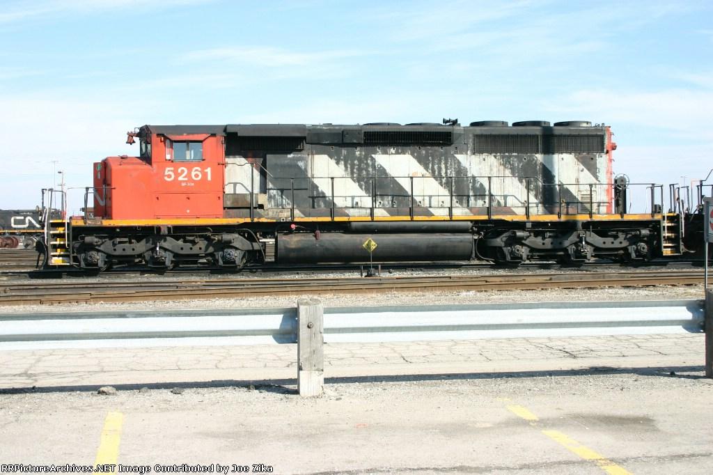 CN 5261 SD 40-2W
