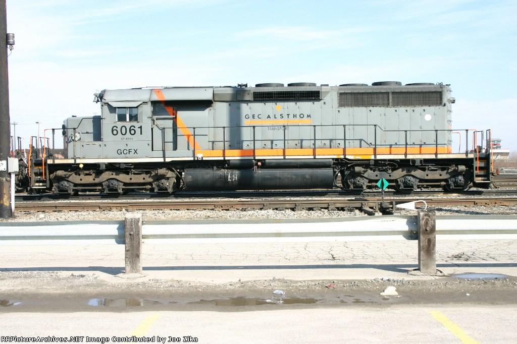 GCFX 6061 SD 40-3