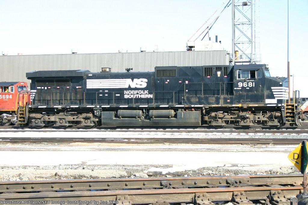 NS 9681  9-40CW
