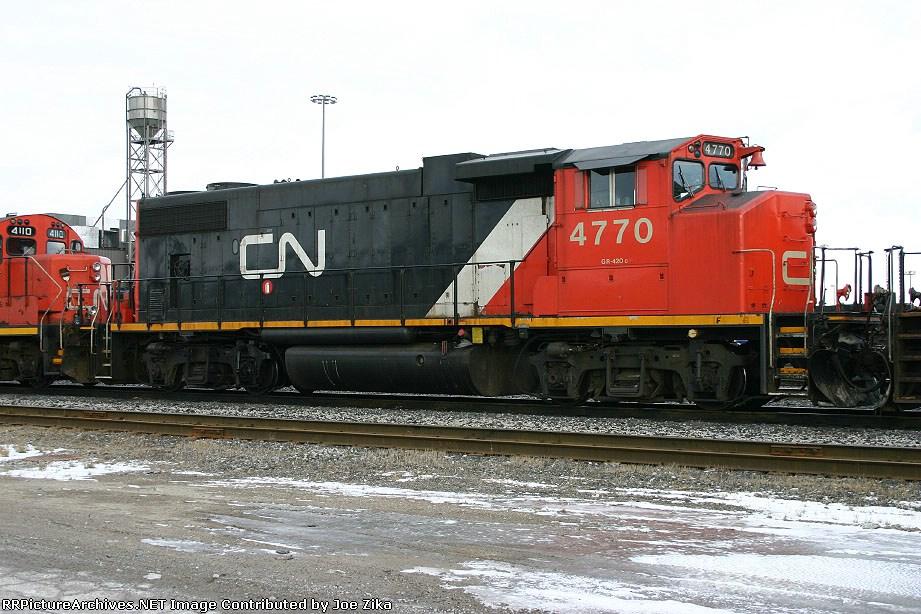 CN 4770 GP 38-2W