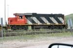 CN 4710  GP 38-2  June 29 2005