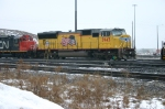 UP 3943 SD 70M
