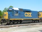 CSX 2300(ROADSLUG)