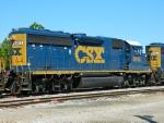 CSX 6912(GP40-2)