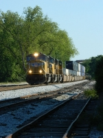 UP 4390(SD70M) 4678(SD70M) 3829(SD70M)