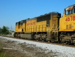 UP 4390(SD70M)