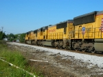 UP 4390(SD70M) UP 4678(SD70M)