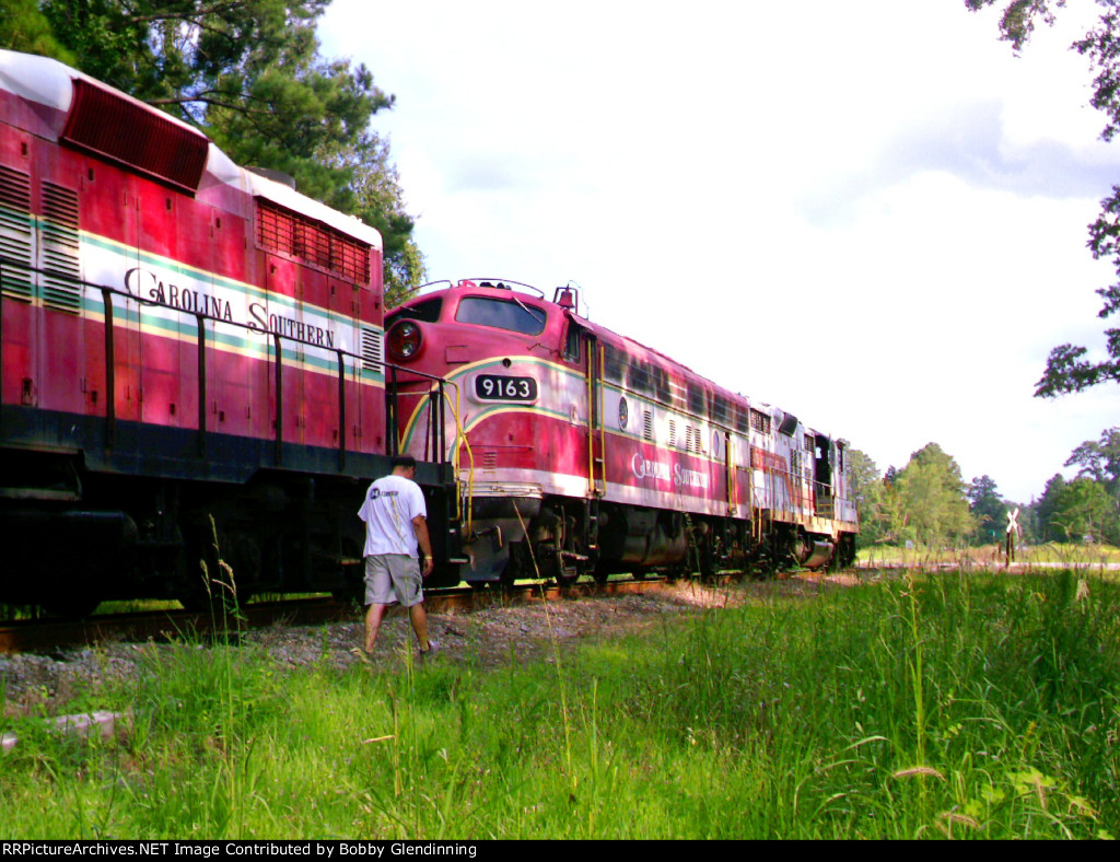 swapping locos