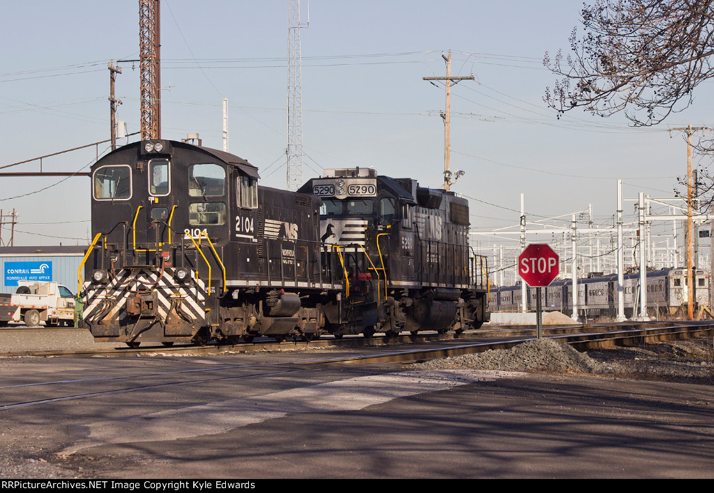 NS SW1001 #2104