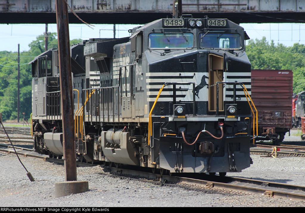 NS C40-9W #9483