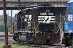 NS GP40-2 #3044