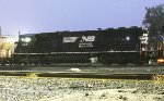 NS SD60E #6901 on 14G
