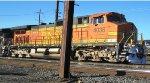 BNSF C44-9W #4036