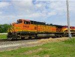BNSF C44-9W 5400