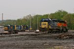 CSX 8405 & others
