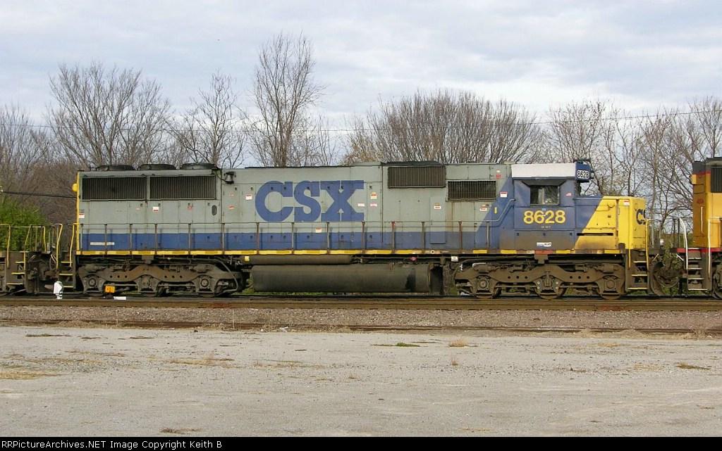 CSX 8628