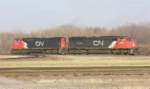 CN 5611 and 5694