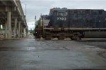 Norfolk Southern 7703 - Taylor, TX