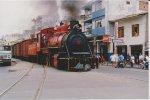 Steam in Milagro