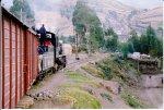 Steaming in Ecuador