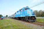 Our locomotive