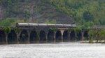 Amtrak on the Rockville Bridge