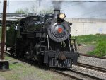 Steam Engine #90 On Strasburg Tourist Railroad