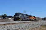 NS 8146 & BNSF 6354