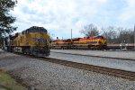 UP 8018 & KCS 4054
